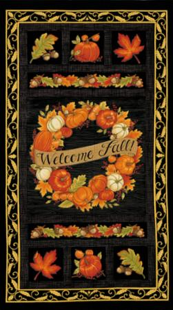 Welcome Fall Panel