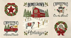 Homegrown Holidays Panel