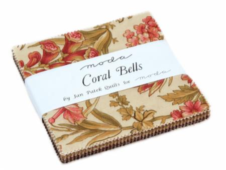 Coral Bells Charm Pack