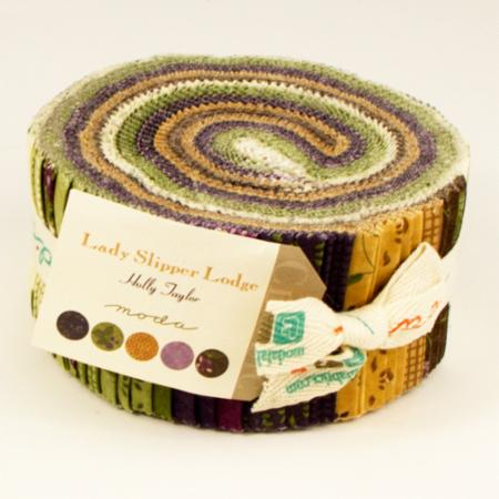 Lady Slipper Lodge Jelly Roll