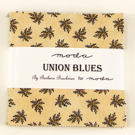 Union Blues Charm Pack