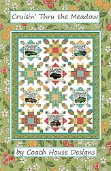 Cruisin' the Meadow Quilt Kit