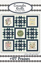 Praises Quilt Kit or Completed Quilt