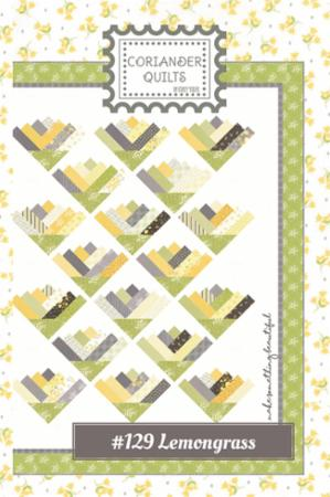 Lemongrass Quilt Kit & Pattern