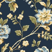 Flowers of the Forest Flannel II