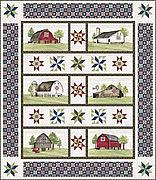 Barn Quilts Boxed Kit