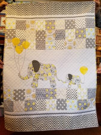 Mommy & Me Quilt