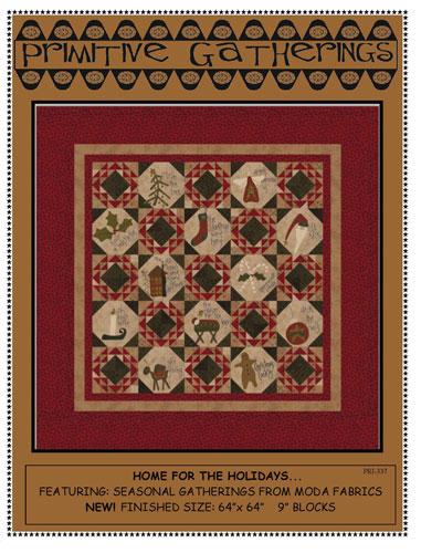 Home for the Holidays pattern