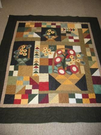 Big Old Bloomers Quilt