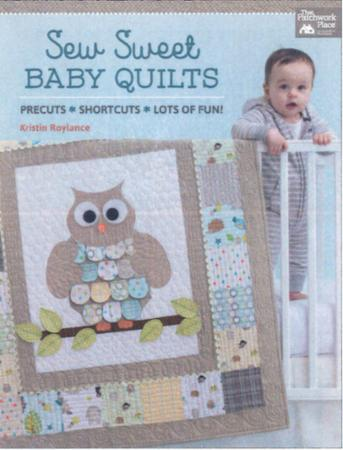 Sew Sweet Baby Quilt Book