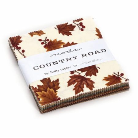 Country Roads Charm Pack