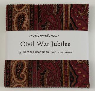 Civil War Jubilee mini charm