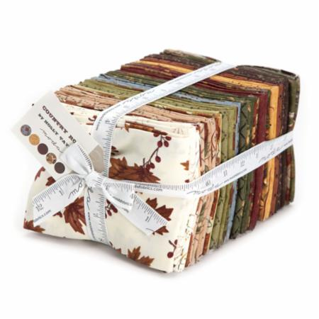 Country Roads Fat Quarter Pack