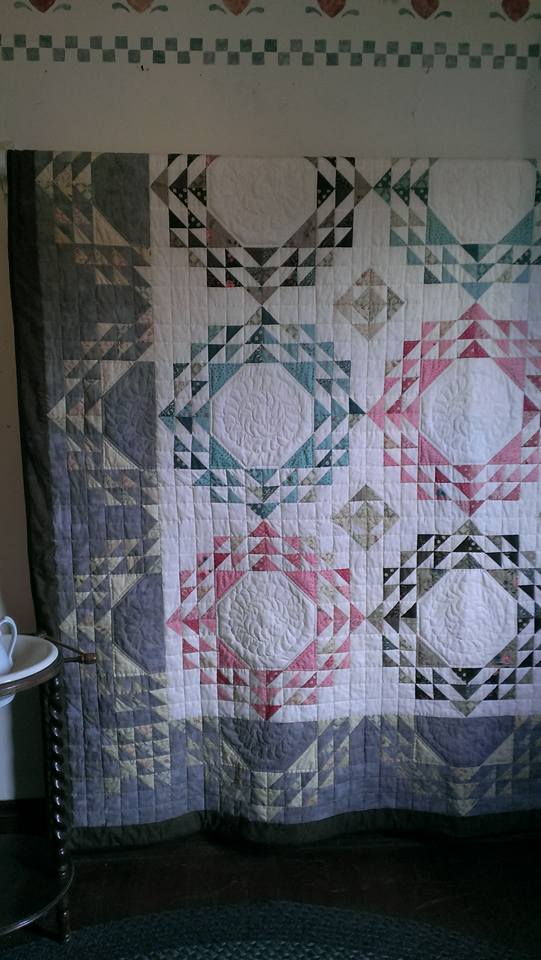 Fine China Quilt