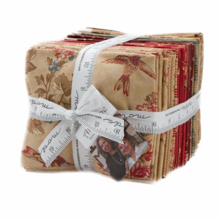 At Home Fat Quarter Bundle